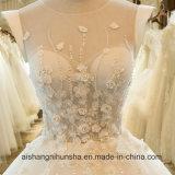 Новый Princess Невеста Мантия Крышка Втулка платья венчания Tulle прибытия