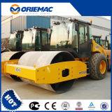 14 toneladas de XCM Tambor rodillo mecánico de una sola carretera XS142J