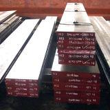 1.2312 Barra d'acciaio della muffa di plastica rotonda di P20+S