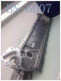 Coperchio del radiatore dell'olio di Isu-Zu del pezzo di ricambio del motore 6he1 di Bonai (8-94397-458-0/8-94397-546)