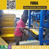 Machines de brique d'investissement du coût bas Qt4-24 à vendre en Zambie
