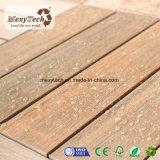 Mattonelle di collegamento composite di plastica di legno impermeabili della piattaforma di DIY WPC per la famiglia