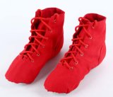 Bota Altasuave lienzo Zapatos Zapatos de Ballet Jazz
