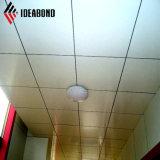 Painel composto de alumínio de Ideabond 1220*2440mm PVDF para o uso exterior (AF-403)