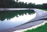 syndicat de prix ferme en plastique Geomembrane de construction de feuille de HDPE de 1mm