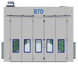 Cabine gonflable de peinture de jet de cabine de jet de bus de camion de Btd 15-50-B