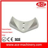 Aluminium, welches die blaue CNC maschinelle Bearbeitung anodisiert