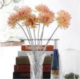 De kunstmatige Lilac Slinger van de Bloem bloeit Stammen van de Chrysant van de Slinger van de Bloem van het Huwelijk de Kunstmatige Lilac