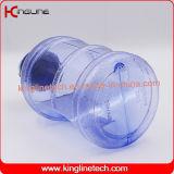 brocca di plastica 1L con la maniglia (KL-8005B)