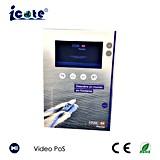 LCD van 10.1 Duim VideoKaart met Houder voor de Reclame van het Frame van de Foto