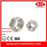 China fabricación OEM parte de mecanizado de acero inoxidable