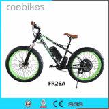 """ميزة رخيصة سعر 26 """" إطار العجلة سمين كهربائيّة ثلج دراجة"""