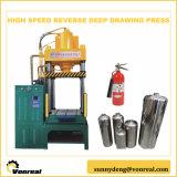 Prensa hidráulica de la embutición profunda para el cilindro del extintor