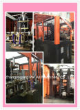 Semi-automático máquina de moldeo por soplado de botellas con alta calidad (PET-08A)