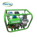 녹색에 있는 3inch 80mm 가솔린 수도 펌프