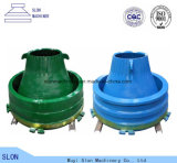 Nordberg Metso G411 Umhang-Kegel-Zerkleinerungsmaschine-Teile mit besserer Qualität