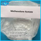 De scherpe Steroid Acetaat van Methenolone van het Poeder met Veilige Levering