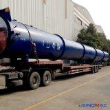 Autoclave de briques du chauffage de vapeur du diamètre 2.85m AAC avec la haute performance