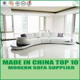 Modernes Hotel-Möbel-Leder-Freizeit-Sofa-Set