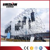 La luz altavoz utilizado Scaffodling Allround andamios de aluminio y acero a la venta