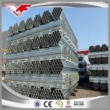 En39 Tubo estándar de andamios de acero galvanizado con fuertes el recubrimiento de zinc