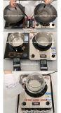 Печь раковины нержавеющей стали бытового устройства Cooktop плитаа индукции электромагнитная полностью медная катушка Enegry сохраняет 2000W