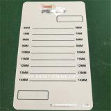 Kundenspezifische AcrylluxuxWimper-verpackenkasten