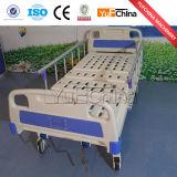 Сбывание больничной койки хорошего качества/ручное многофункциональное диагностическое цена кровати