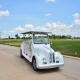 8つのシート電気型のゴルフカート