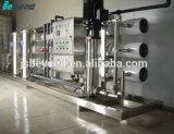 Alta tecnologia do equipamento de tratamento de água potável