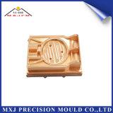 CNC индивидуальные автомобильной электрод часть точность впрыска пластика пресс-формы для литья под давлением