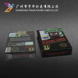 La publicité des cartes à jouer de cartes de poker