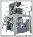 粒子の固体ナットのためのメーターで計る機械包装(スケールと)