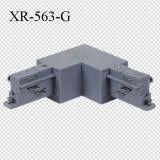 Разъем L-Части 4 проводников средний для освещения рельса (XR-563)