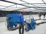 포장 도로 청소를 위한 폭파 청소 기계