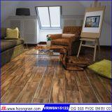 Azulejo de suelo de cerámica de madera de China (VRW8N15122, 150X800m m)
