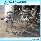 Duplexparallelschaltungs-Beutelfilter für filterntrinkendes Mineralwasser