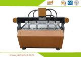 Автомат для резки металла CNC винта шарика с 6 шпинделем Китай