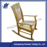 옥외 정원 가구 나무로 되는 흔들 의자 (3298W)