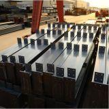 Estructura de acero L almacén de H de la dimensión de una variable para producir la línea equipo