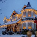 Feenhafte Eiszapfen-Lichter des Bratenfett-LED für im Freiendekoration-besten Preis
