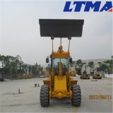 中国の車輪のローダー機械2トンの車輪のローダー