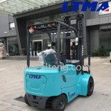 Chariot gerbeur électrique tout neuf de 2.5 tonnes avec le mât de 4.5m