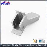 Подвергать механической обработке CNC части металла высокой точности филируя космический