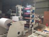 Flexoの紙袋の印刷Machine800mm