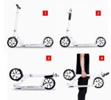 高品質の後輩のためのFoldable 2車輪の蹴りのスクーター