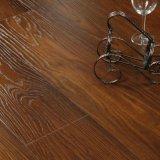 El V-Surco enceró el tecleo laminado madera impermeable de Unilin del azulejo de suelo el repujado