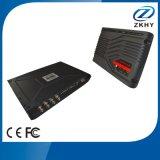 het 4-kanaal Impinj R2000 breekt de UHFRFID Vaste Hoge Actieve af Frequentie RFID van de Lezer ultra/beantwoordt Lezer