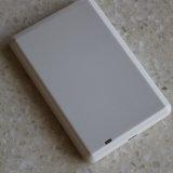 Leitor do Desktop do USB do cartão da freqüência ultraelevada RFID do preço de Zkhy bom