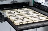 Het hete Document Dit die van de Prijs van de Verkoop Goede de Hete het In reliëf maken Machine snijden die van het Document Machine vouwen